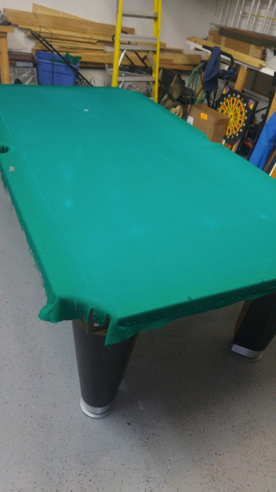 Pool tables by Go 2 Guys! - Yelp