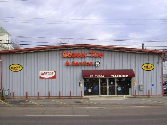 Beaver Tire And Service: 20 Tuscarawas Rd, Vanport, PA