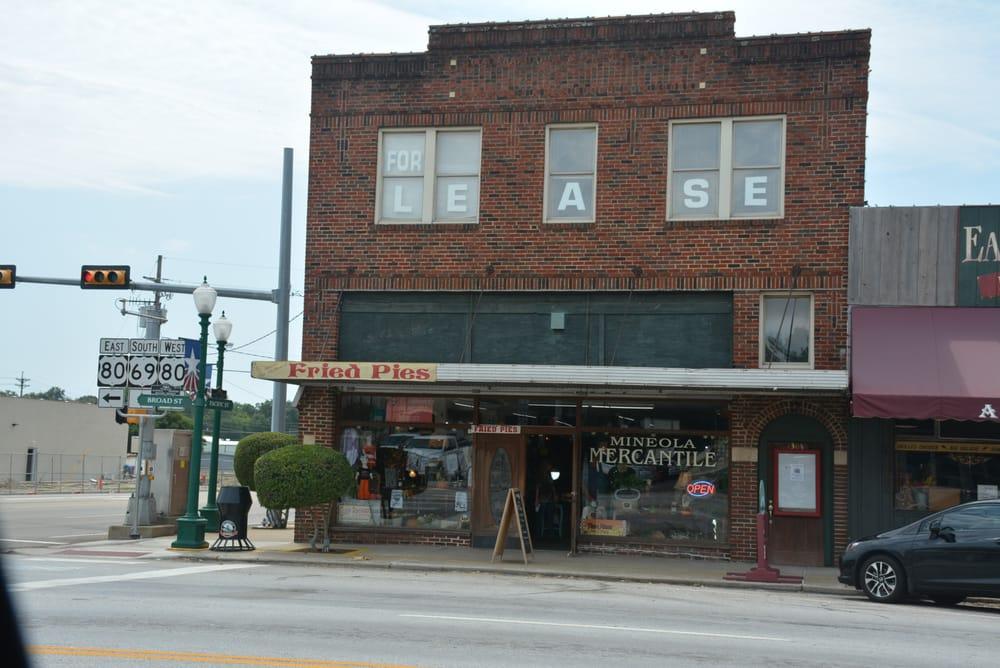 Mineola Mercantile: 130 E Broad St, Mineola, TX