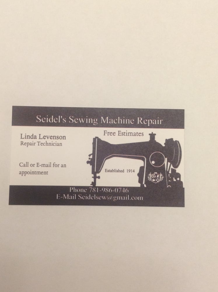 sewing machine repairs near me