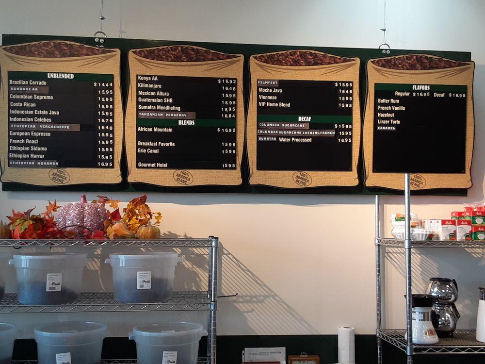 Hyman Smith Coffee: 3140 Erie Blvd E, DeWitt, NY