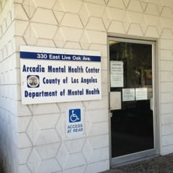 Arcadia Mental Health Center Counseling Mental Health 330 E