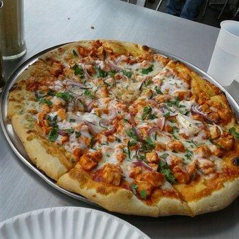 pizza gigante - Picture of Stefano s, Nelson - TripAdvisor