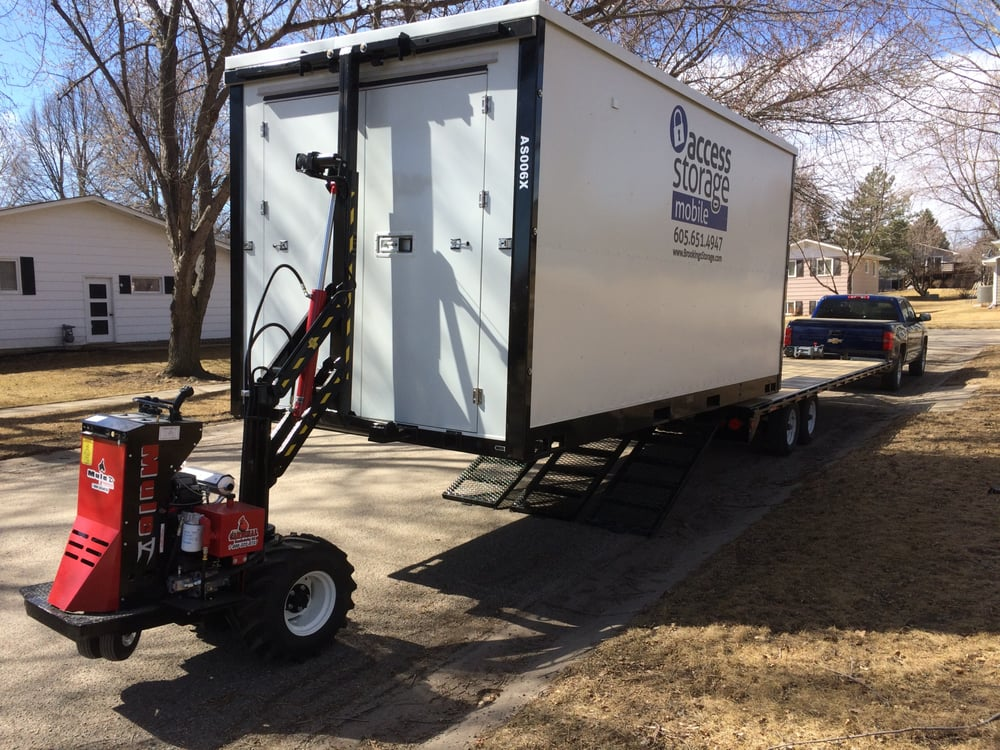 Access Storage: 1323 Main Ave S, Brookings, SD