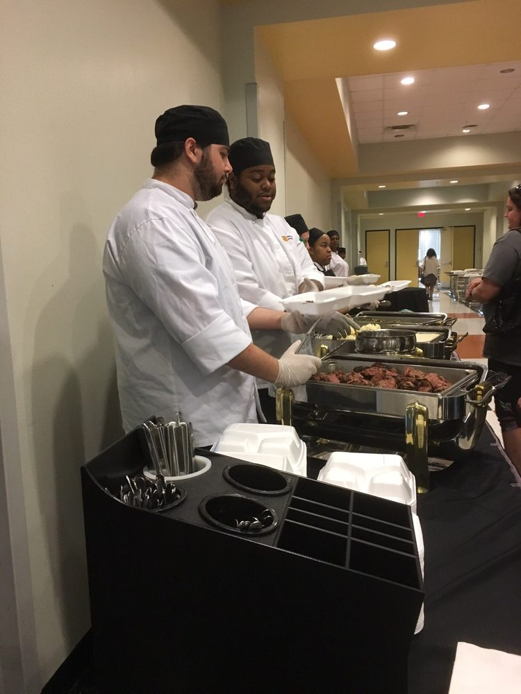 BPCC Culinary Arts Program buffet: 6220 E Texas St, Bossier City, LA