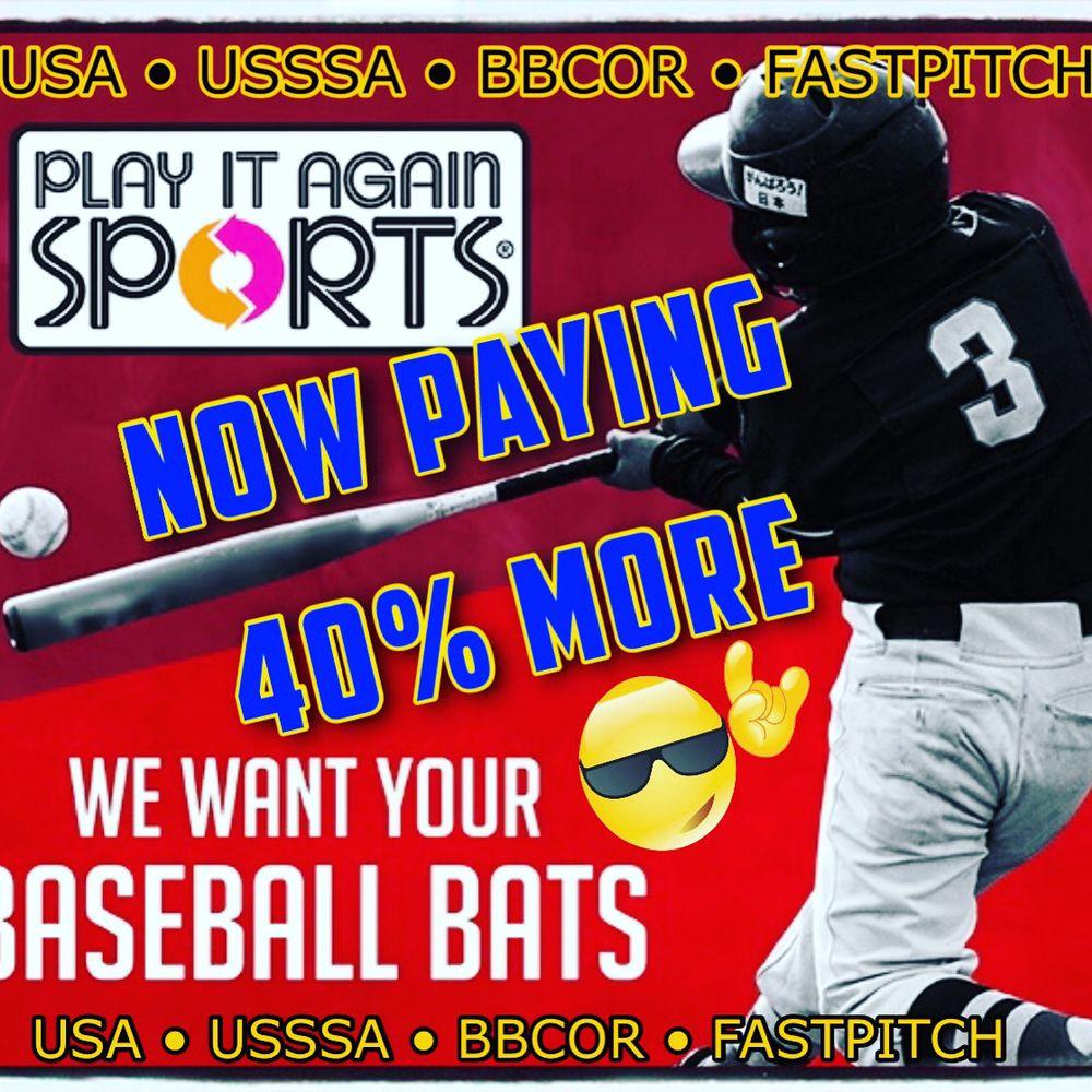 Play It Again Sports: 4141 Katella Ave, Los Alamitos, CA