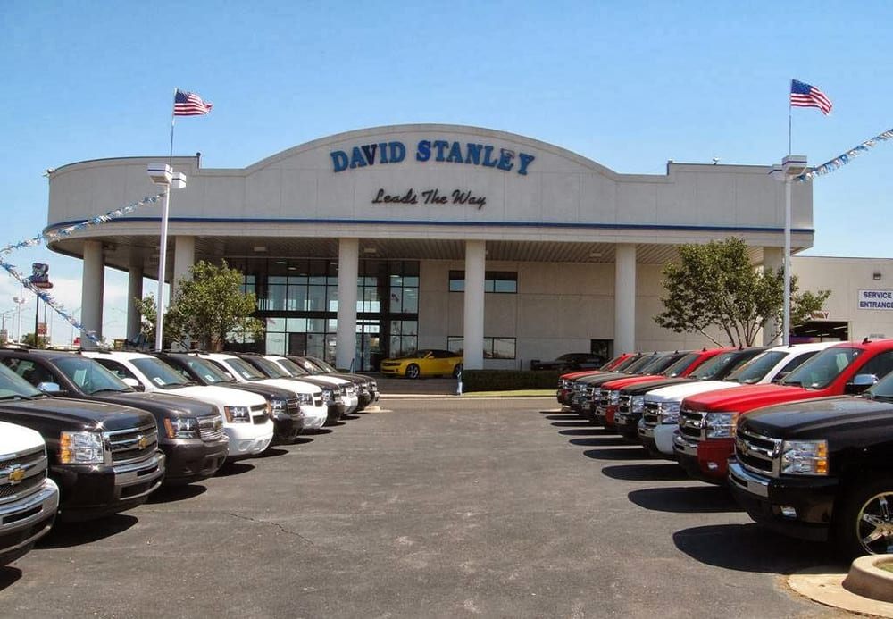 David Stanley Okc >> Photos For David Stanley Chevrolet Yelp