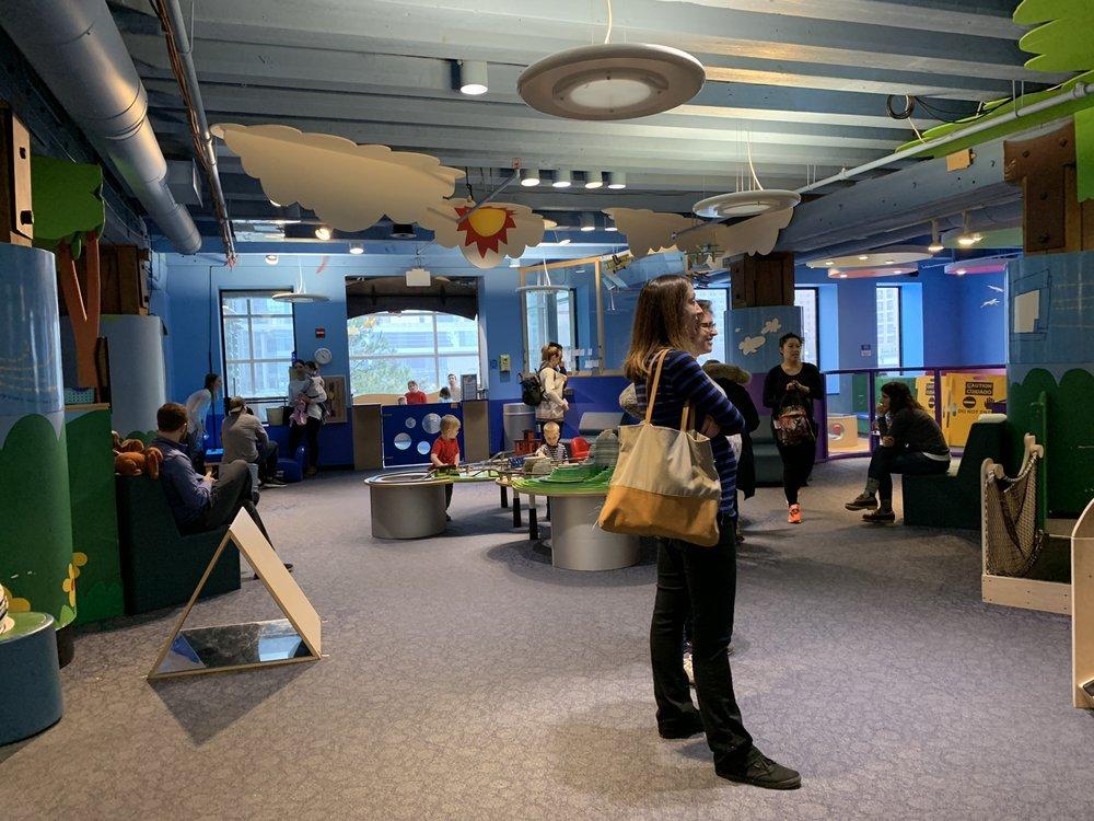 Boston Children's Museum: 308 Congress St, Boston, MA