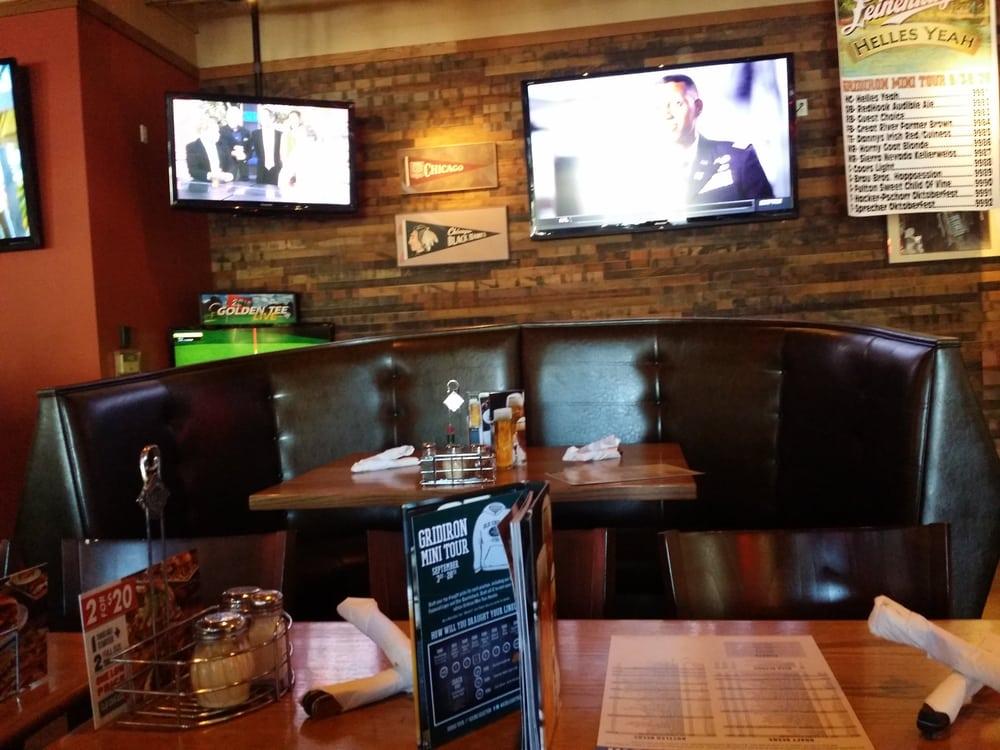 Old Chicago Restaurant Fargo Nd