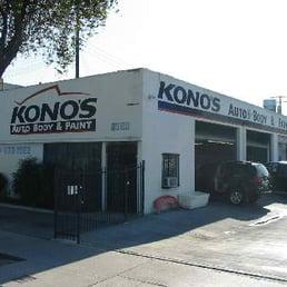 Car Body Repair Shops Near Me >> Kono's Auto Body & Paint - 24 Reviews - Body Shops - 8580 E Artesia Blvd, Bellflower, CA - Phone ...