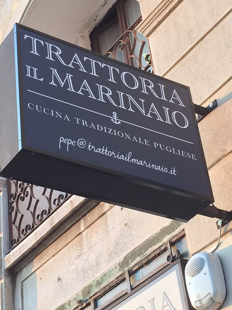 Il Marinaio - 38 foto - Cucina pugliese - Via Pepe 12 e1d8c256b92b