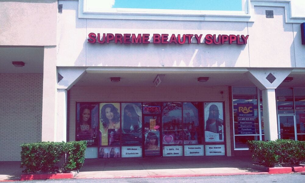 Supreme Beauty Supply: 3871 Stagg Dr, Beaumont, TX