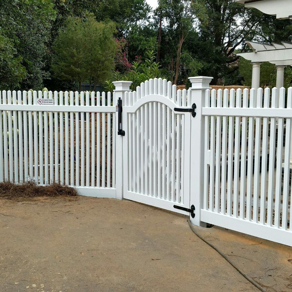 Holman Fence: 9627 W Market St, Kernersville, NC