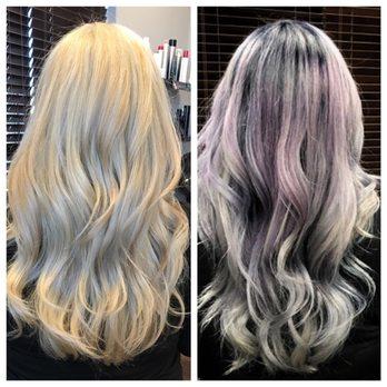 Grey salon studio 122 photos 43 reviews hair for 2 blond salon reviews