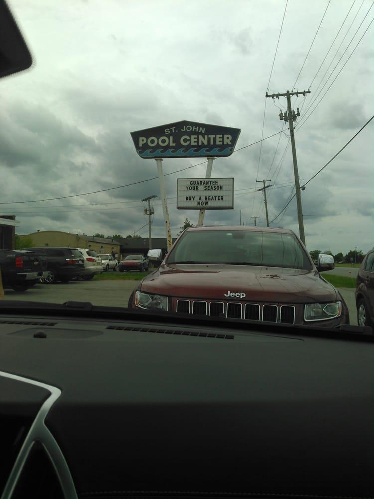 St John Auto Center: 9571 Wicker Ave, Saint John, IN