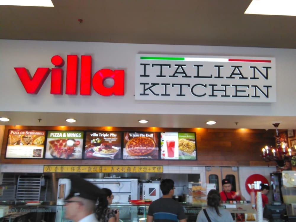 Villa italian kitchen pizza 4949 n rancho dr for Italian kitchen hanham phone number