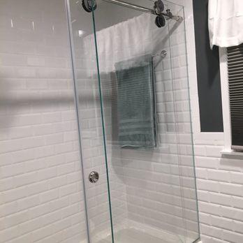 Modern Shower Doors 18 Photos Glass Mirrors Hopatcong NJ