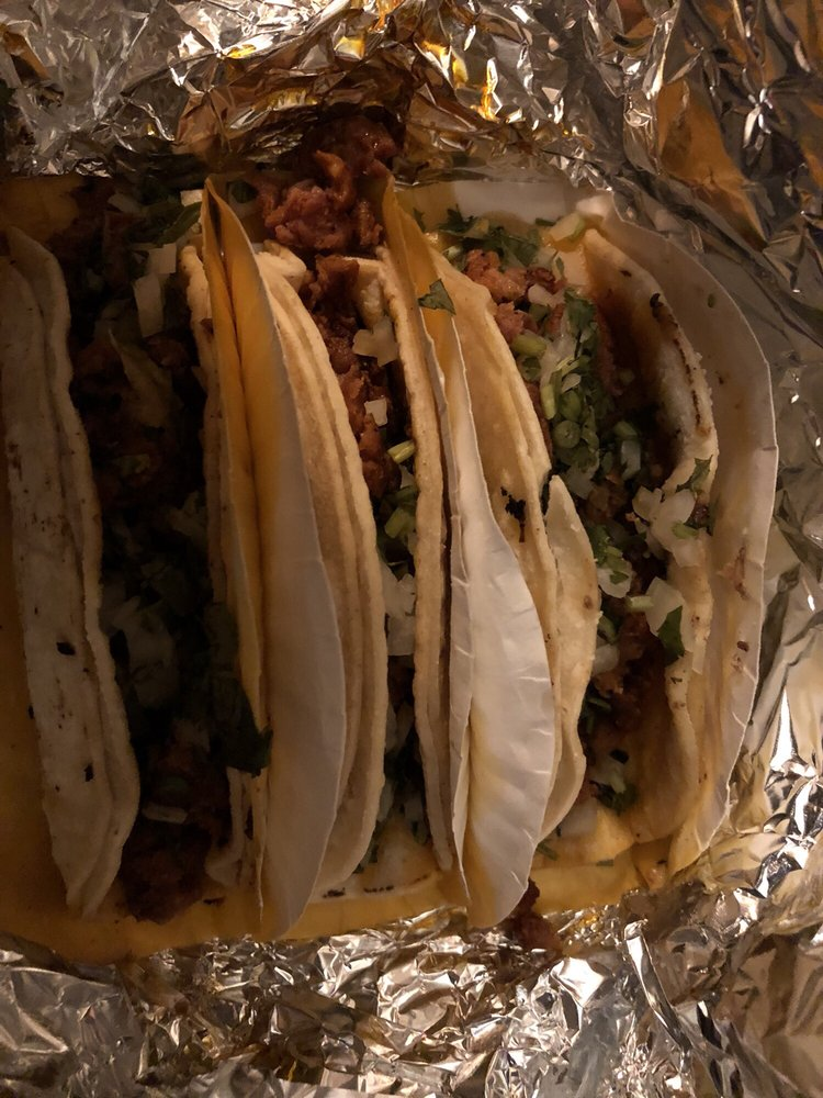 Food from Taco Veloz