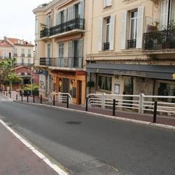 Restaurant Rue Louis Blanc Cannes