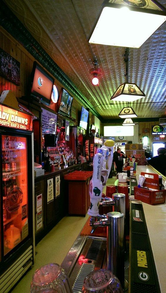 Lady Dawn's Sports Bar: 307 S Main St, Blanchardville, WI