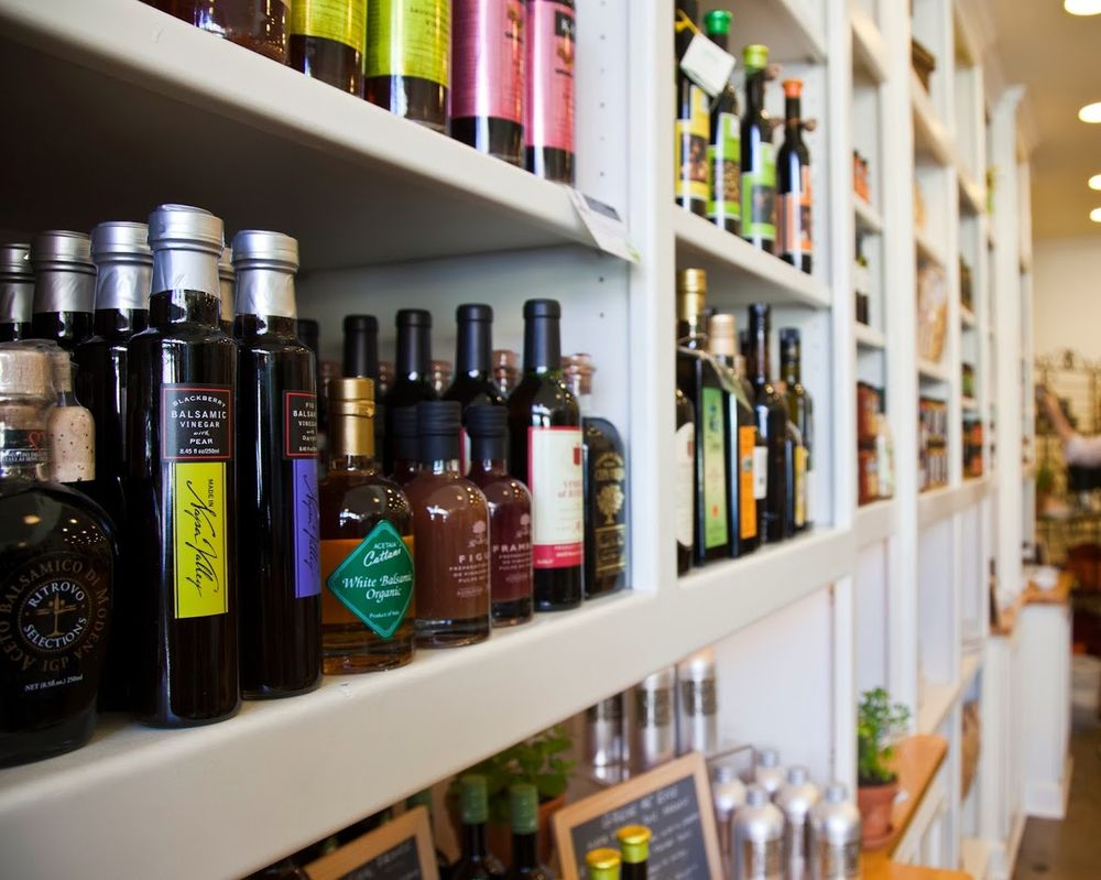 Savory Pantry: 214 Central Ave, Hot Springs National Park, AR
