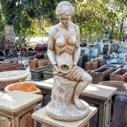 enjoyable home depot garden statues. Photo of Pottery Paradise  Vacaville CA United States 81 Photos 12 Reviews Home Garden 5930
