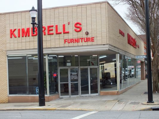 Kimbrell S Furniture Furniture Stores 201 S Main St Lexington
