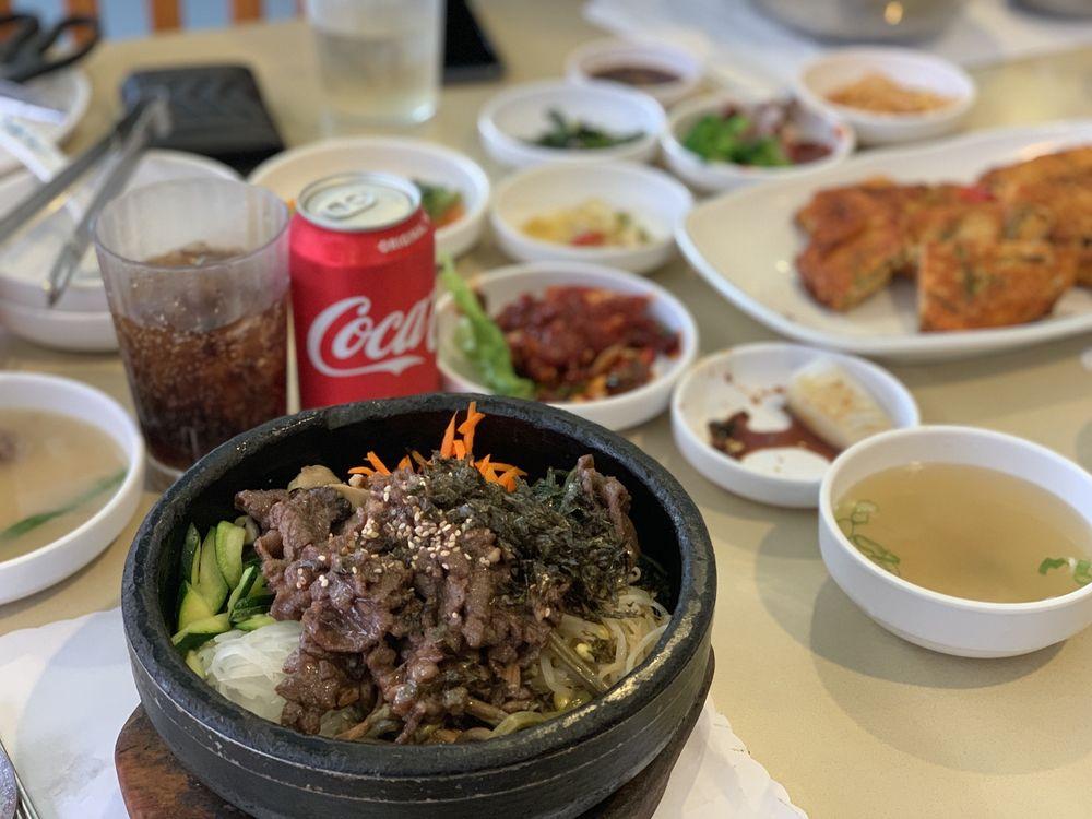 Ye-Dang Korean Restaurant: 1351 S Beach Blvd, La Habra, CA