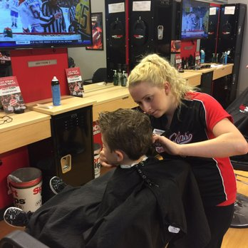 Sport Clips Haircuts Of Tucson East Grant 15 Photos Barbers