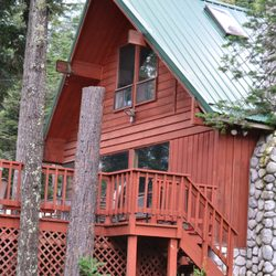 pet friendly canyon upper tub cabins ruidoso cabin rentals hummingbird in lodging nm hot drobek info