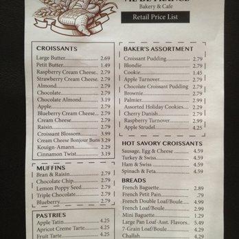 Vie De France Bakery Cafe Potomac Md
