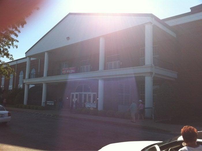 Kentucky Downs Bingo: 5629 Nashville Rd, Franklin, KY