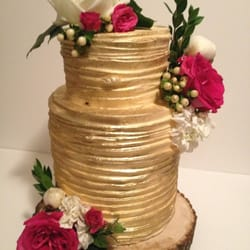 Photo Of Chicago Cake Couturier Il United States Rustic Ercream Wedding