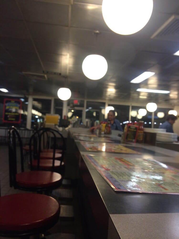 Waffle House Inside