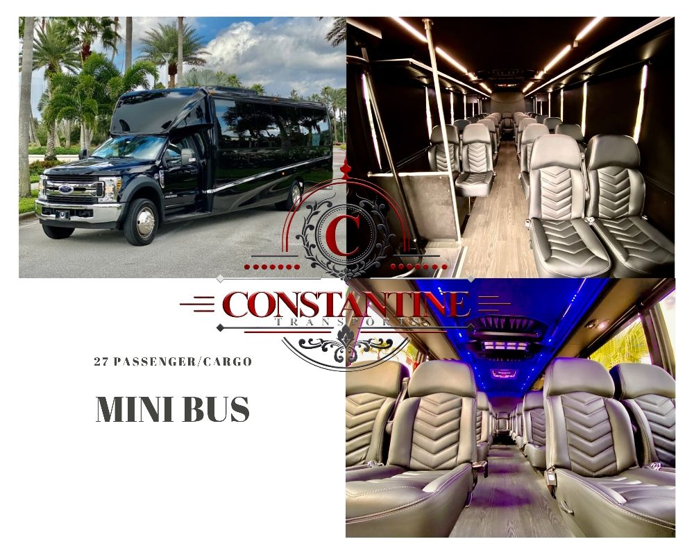 Constantine Transports: 601 N Orlando Ave, Maitland, FL