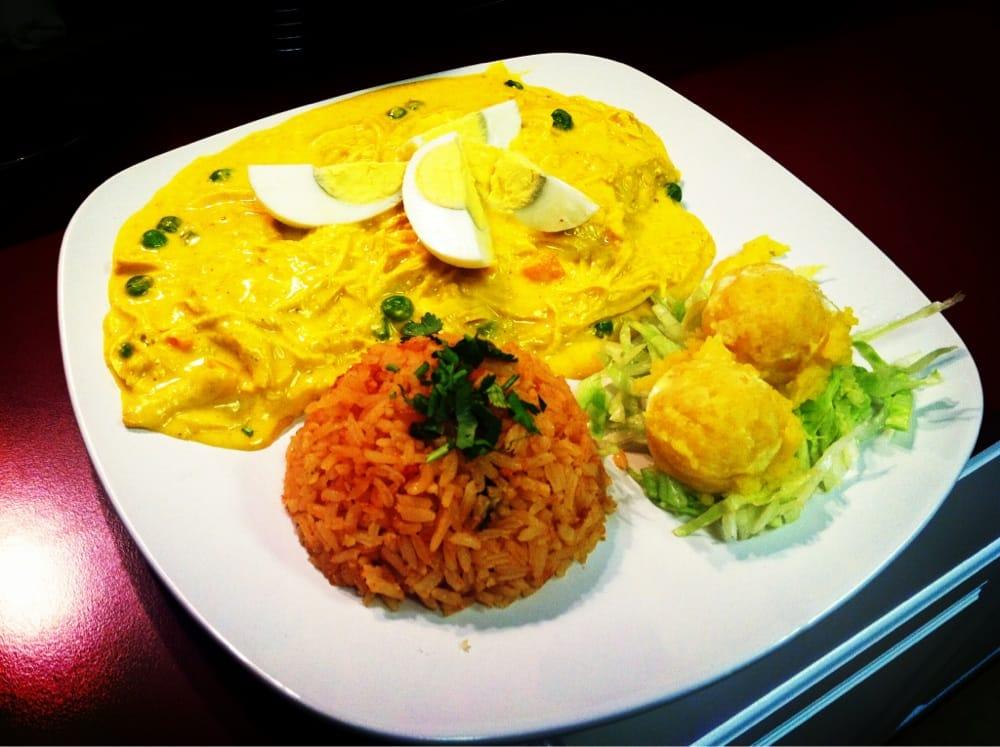 Latinos Mexican & Peruvian Cuisine: 3844 River Rd N, Keizer, OR