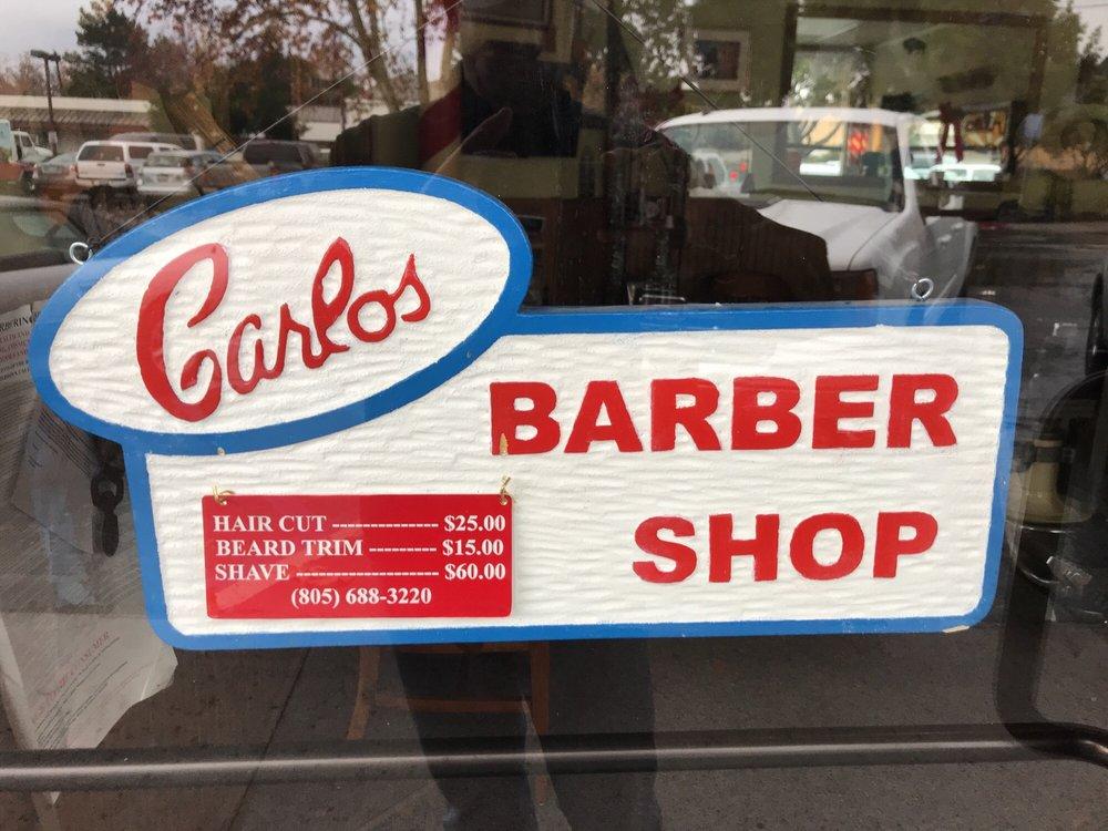Carlos Hair Grooming for Men: 606 Alamo Pintado Rd, Solvang, CA