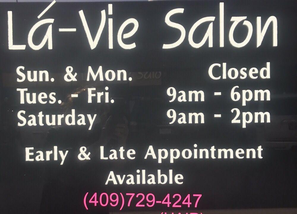 Lavie Salon: 3314 Highway 365, Nederland, TX