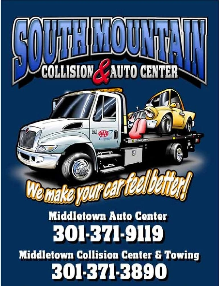 South Mountain Collision & Auto Center: 2 Walnut St, Middletown, MD