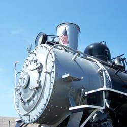 Museum Of American Railroad logo
