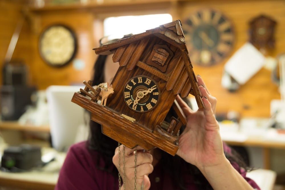 Frankenmuth Clock Company: 966 S Main St, Frankenmuth, MI