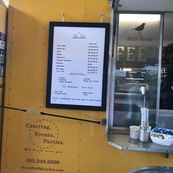 Photo of The Red Bird Coffee Cart - Yukon, OK, United States