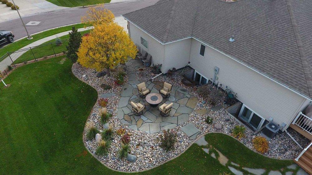 Oasis Landscapes: 623 Main Ave E, West Fargo, ND