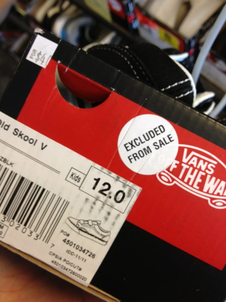 Vans Shoe Outlet Norwalk Ca