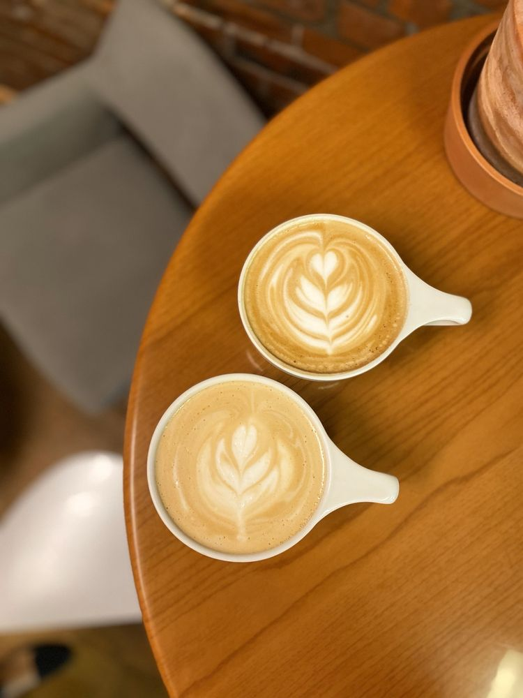 Social Spots from The Coffee Pedaler