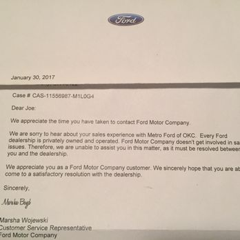 Metro Ford Of Okc 15 Reviews Auto Parts Amp Supplies