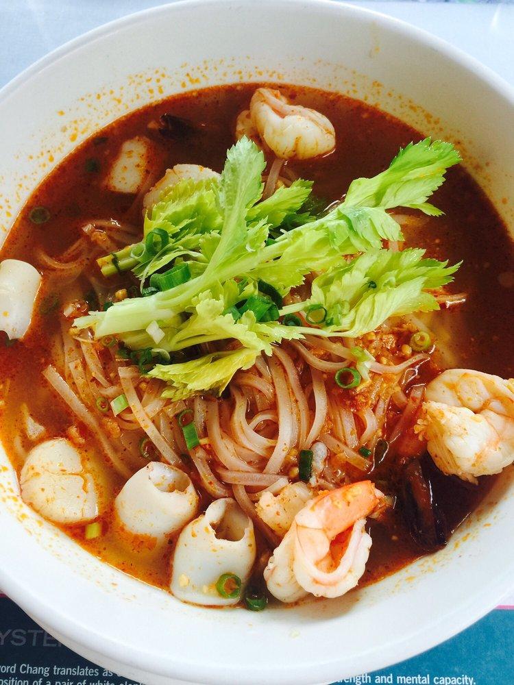 Manchester Ct Thai Restaurant