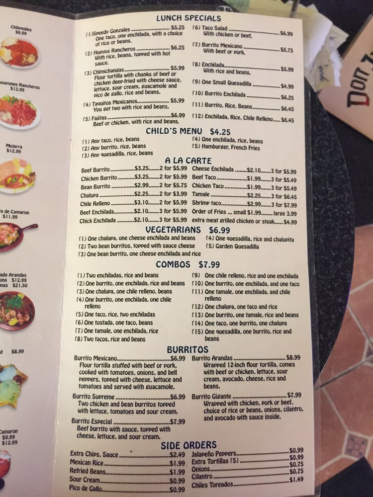 Don Julio Restaurant Reviews