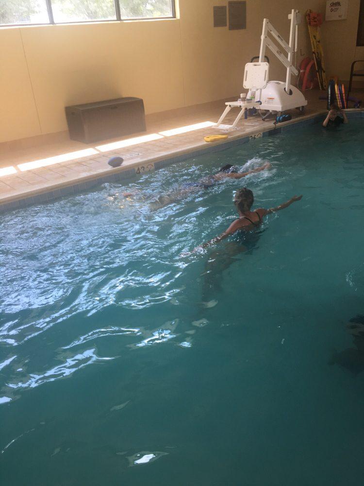Miss Pearl's Swim School: 8910 Stanford Blvd, Columbia, MD