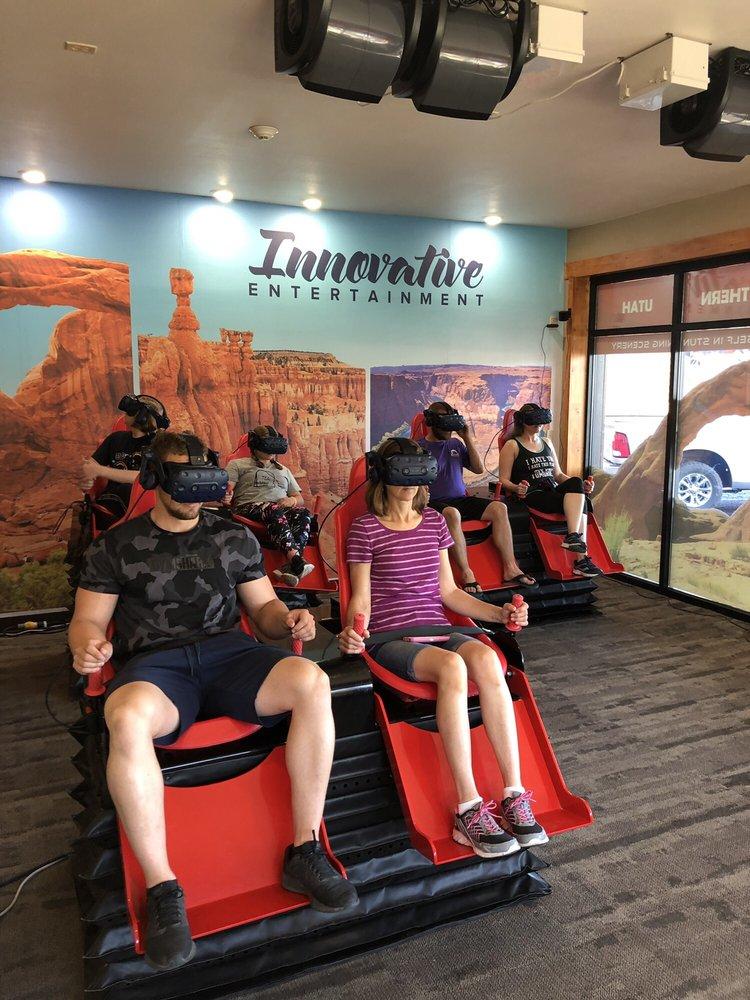 Innovative Entertainment: 26 S Main Street, Bryce Canyon City, UT